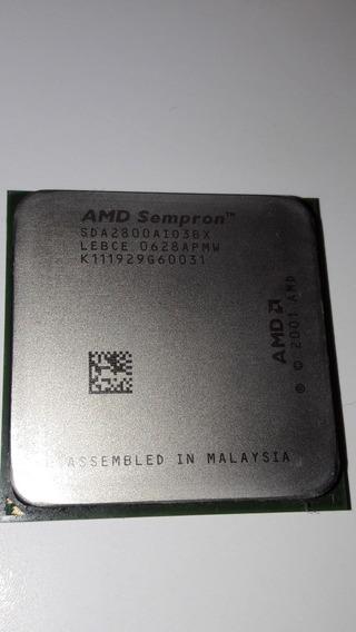 Processador Amd Sempron 2800-sda 2800 Ai03bx Lebce 0628apmw