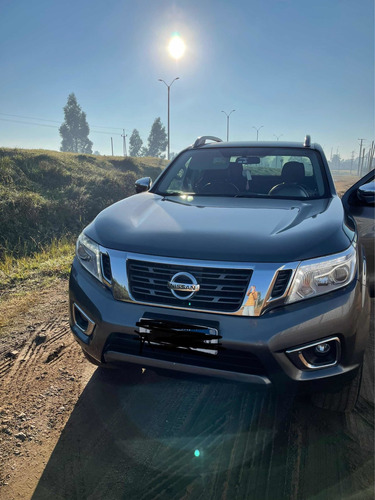Nissan Np300 Frontier 2.5 Doble Cabina Aa Pack Seg 4x4 2016