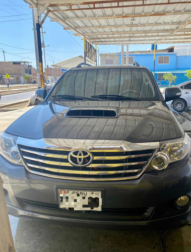 Toyota Fortuner Full Automática