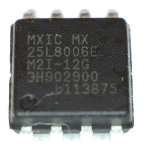 Kit 10 Ci Eprom Mx25l3206e - Mx 25l3206 E - Virgem Original