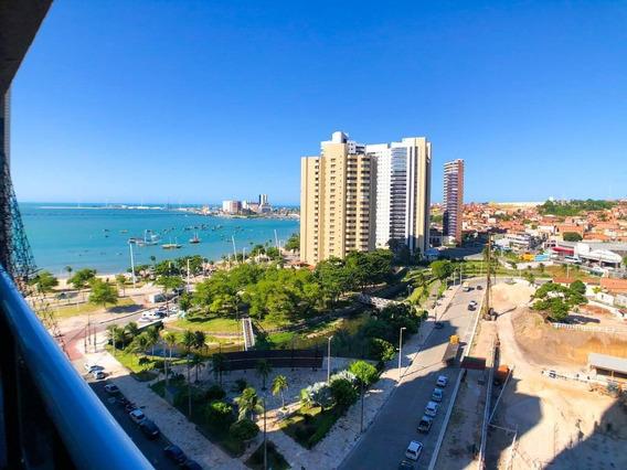 Apartamento Em Mucuripe, Fortaleza/ce De 122m² 3 Quartos Para Locação R$ 2.000,00/mes - Ap273437