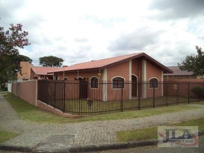 Casa Comercial Para Locação, Santa Quitéria, Curitiba. - Ca0127