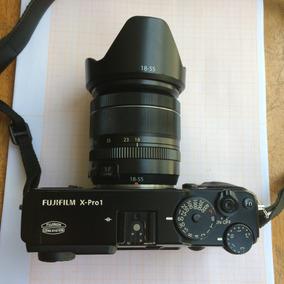 Kit Fuji Xpro1 - Camera, Objetiva 18-55mm F/2.8-4 E Flash