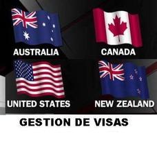 Tramite Gestion Visa Usa Eeuu - Estados Unidos -canada-otras