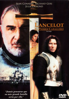 Lancelot El Primer Caballero ( Richard Gere ) Dvd Original