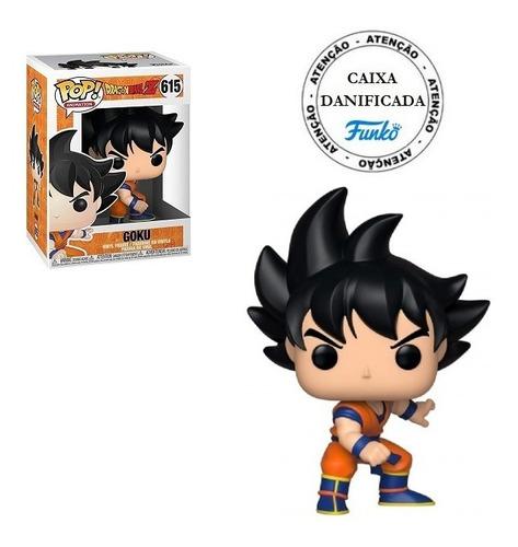 Boneco Pop Funko Dragon Ball Z Goku #615