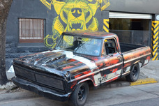 Ford F100 Hot Rod