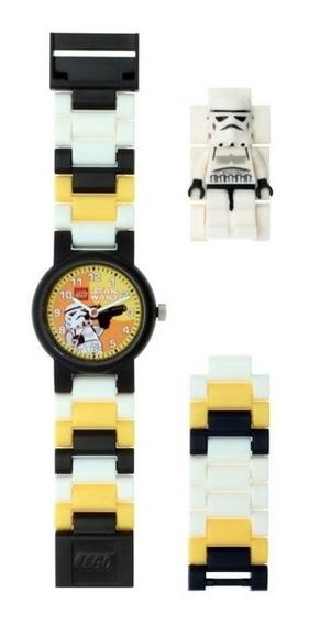 Reloj Stormstrooper 8020424 Lego & Bulbbotz Oficial