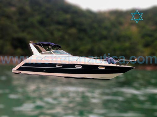Lancha Chris Craft 38 Barco Iate Ferretti Azimut Intermarine