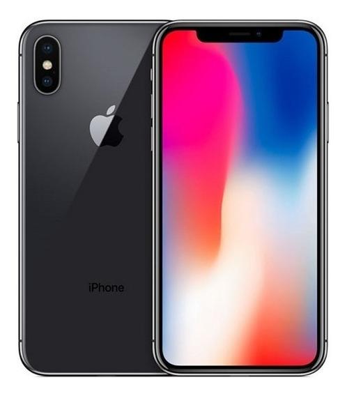 iPhone X 64 + Mica Sin Caja Smart Tecno Pro Oferta