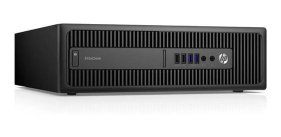 Pc Hp Elitedesk 800 Core I5 4670 Ssd 240gb 8gb Ram +wi-fi