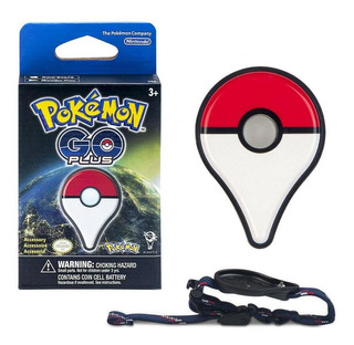 Nintendo Pokemon Go Plus Pulsera De Bluetooth, De Regal-2526