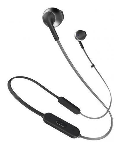 Fone Intra-auricular Bluetooth Jbl Tune 205bt C/ Microfone