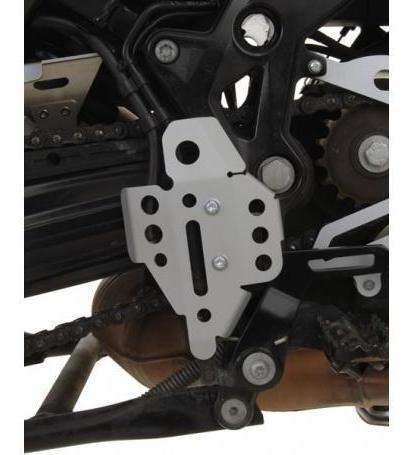 Protetor P/ Quadro Lado Direito P/ Bmw F800gs/adv /f700gs
