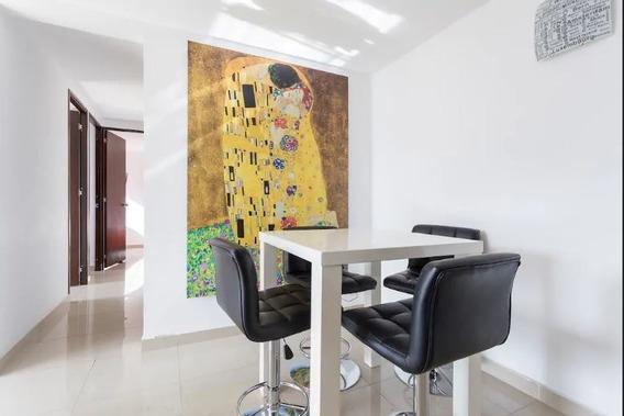 Apartamento Amoblado En Alquiler - Los Colores Cod: 14251