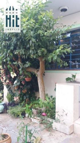 Imagem 1 de 15 de Sobrado À Venda, 113 M² Por R$ 850.000,00 - Vila Gumercindo - São Paulo/sp - So0371