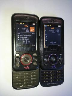 Sony Ericsson W395 Walkman Desbloqueados Buen Estado