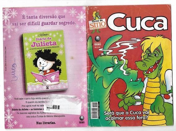 Gibi Cuca Nº 04- A Turma Sítio E A Moda Da Cuca( Globo-2007)