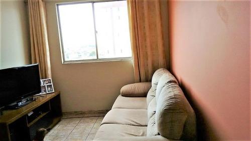 Apartamento Residencial À Venda, Brasilândia, São Paulo. - Ap2506