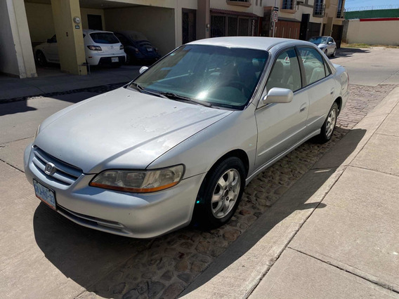 Honda Accord 2.4 Ex-r Sedan L4 Tela Abs Cd Mt 2000