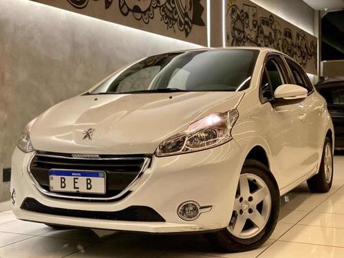 Peugeot 208 Active 1.5 Flex 2015 Completissimo Novinho