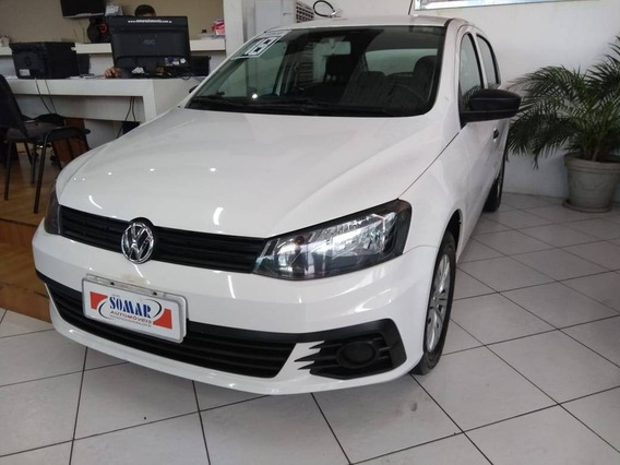 Volkswagen Gol 1.0 12v Trendline 4p Manual Sem Entrada Uber