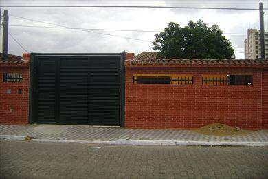 Sobrado Com 4 Dorms, Aviação, Praia Grande - R$ 750.000,00, 150m² - Codigo: 1282 - V1282