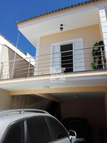 Casa Com 2 Dormitórios À Venda, 84 M² Por R$ 450.000,02 - Parque Continental Ii - Guarulhos/sp - Ca0414