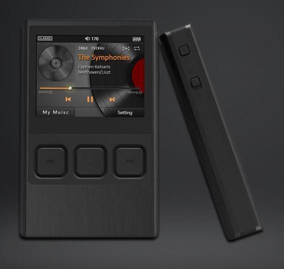 Ibasso Dx 90 Reprodutor Player Alta Fidelidade Flac Mp3 Etc.