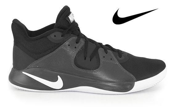 Tênis Nike Fly By Mid Preto Tamanhos 45 A 48