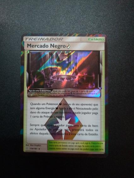 Card Pokemon Mercado Negro Estrela Prisma