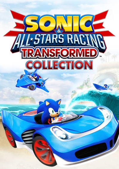 Sonic & All-stars Racing Transformed Pc Envio Digital
