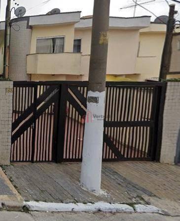 Sobrado Com 3 Dormitórios Para Alugar, 86 M² Por R$ 2.200,00/mês - Vila Formosa - São Paulo/sp - So2572