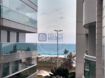 Apartamento Para Venda Em Cabo Frio, Algodoal, 2 Dormitórios, 2 Suítes, 1 Vaga - Apart227