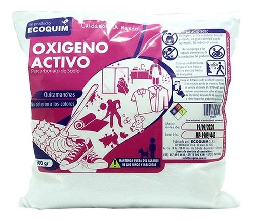 Oxigeno Activo X 2 Unidades - kg a $16700