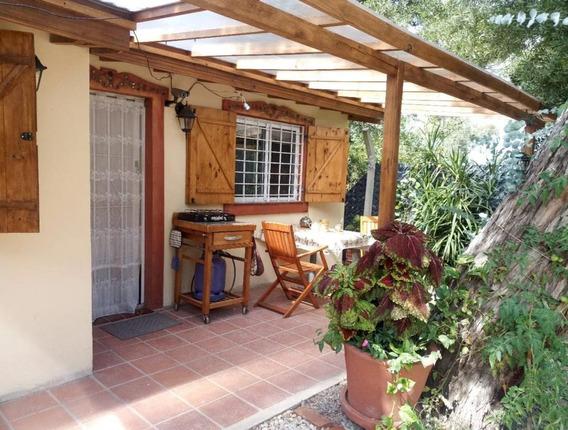 Casa Venta -1 Dormitorios Y Lote 10 X 30 Mts - Abasto