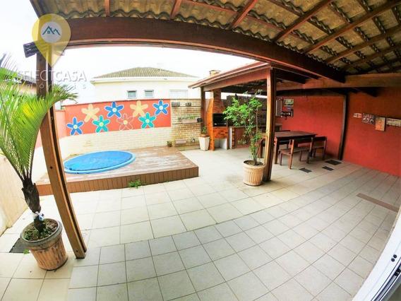 Casa 3 Quartos Em Colina De Laranjeiras Condominio Igarape - Ca0134