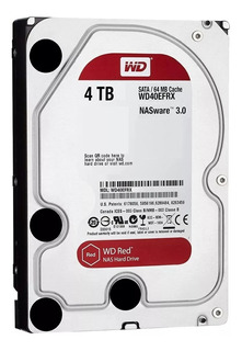 Disco Rigido 4 Tb Red Wd Western Digital Raid Mexx 4