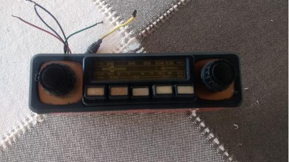 Radio Original Motorardio Fusca Opala Dodge Vw