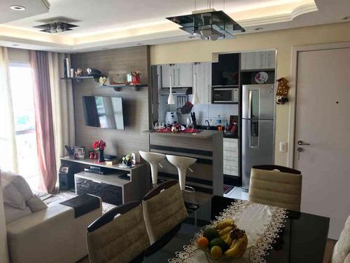 Imagem 1 de 20 de Apartamento - Vila Carmosina - Com 2 Dormitórios - 1364