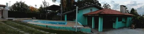Chácara À Venda, 1200 M² Por R$ 760.000,00 - Praia Azul - Americana/sp - Ch0035