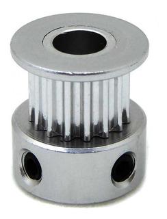 Polea Aluminio Gt2 16 Dientes