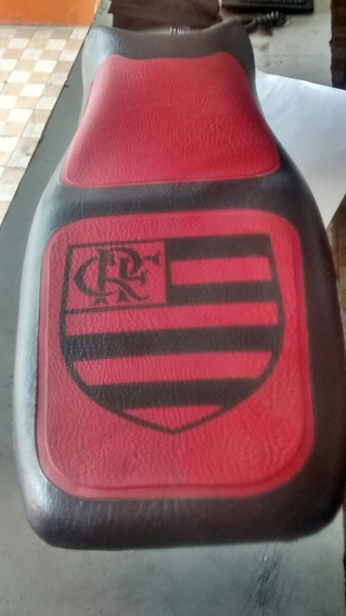Banco Original Titan 125 00 Á 08 Capa Do Flamengo Completo