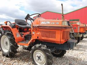 Tractores Kubta De 14 A 27 Hp. Jinma 75 Hp 4x4. Rotovadores