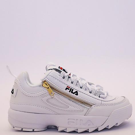Zapatos Fila Disruptor Ii Zipper