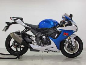 Suzuki - Gsx-r 750 - 2015 Azul