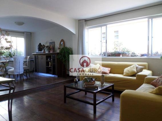 Apartamento 3 Quartos À Venda, 134 M² Por R$ 450.000 - São Lucas - Belo Horizonte/mg - Ap0906