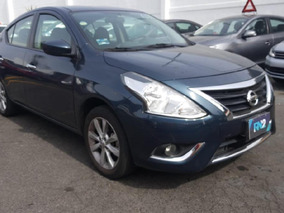 Nissan Versa 4p Advance L4 1.6 Aut