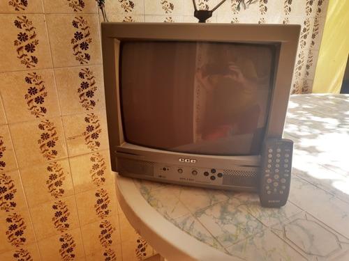 Televisão Cce 14 Polegadas Modelo Hps 1405 Funcionando