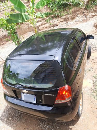 Chevrolet Aveo Ls 2008 No Indica